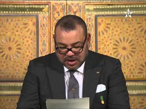 الملك والورقة الخضراء للجزائر