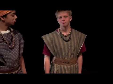 Nephite Fashion guide for Boys (Madison Youth Conference)