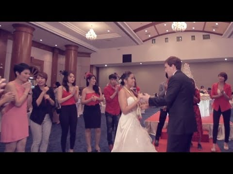 [KORO] The Wedding Anya+Craig at หอประชุมกองทัพอากาศ Air Force Convention Hall ,Bangkok - Thailand