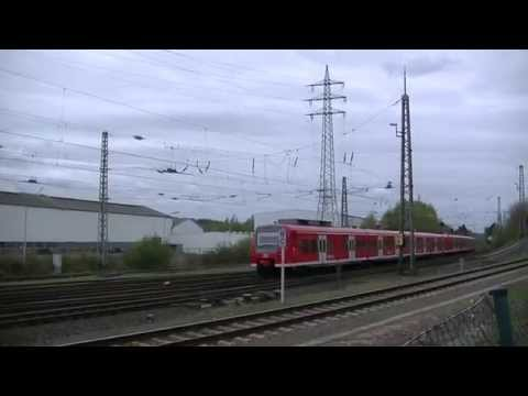 Double BR 425 near Herzogenrath, NRW/Germany