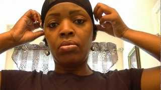 The Illusion 3D Hairline Quick Weave: All In One Beauty