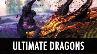 Skyrim Mod: Ultimate Dragons