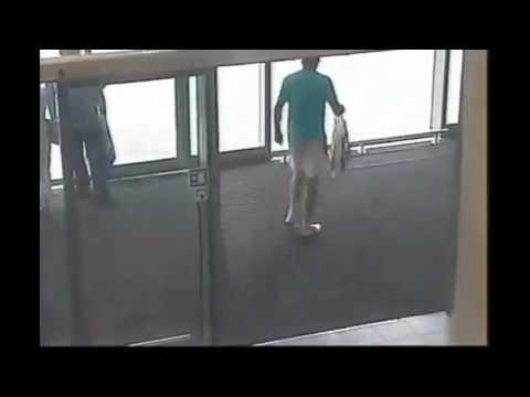 Drunk Guy vs Sliding Door