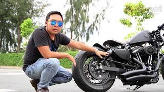 Harley-Davidson Forty-Eight độ ấn tượng