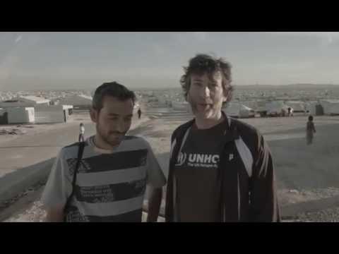 Neil Gaiman meets Ayman