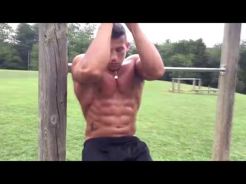 Lazar Novovic 6 Pack Abs Workout  Routine
