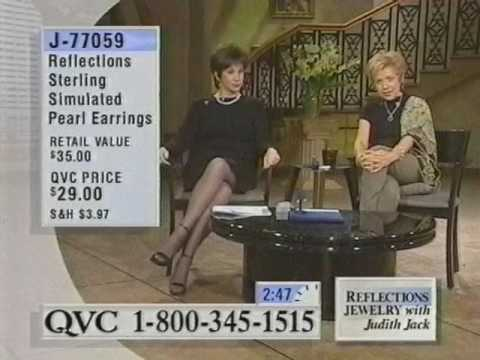 Classic QVC Models in Pantyhose 1