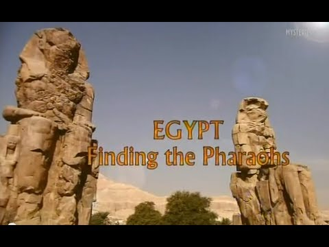 Egypt - Finding the Pharaohs