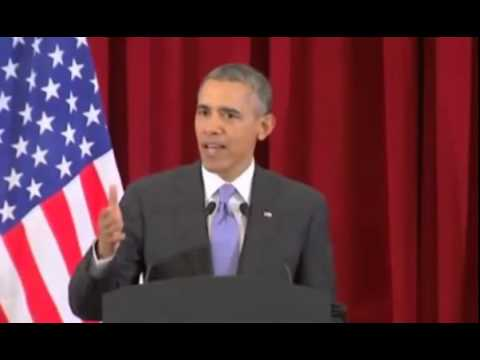 President Obama on Los Angeles Clippers owner Donald Sterling racist comment
