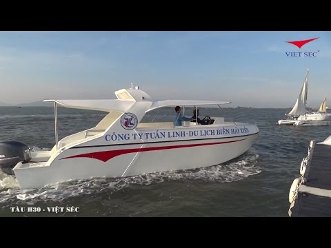 Tàu H30 Việt Séc thiết kế và chế tạo