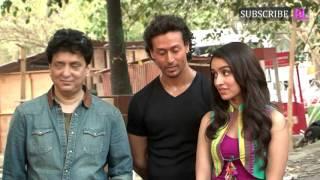 shraddha kapoor, tiger shroff, baaghi movie