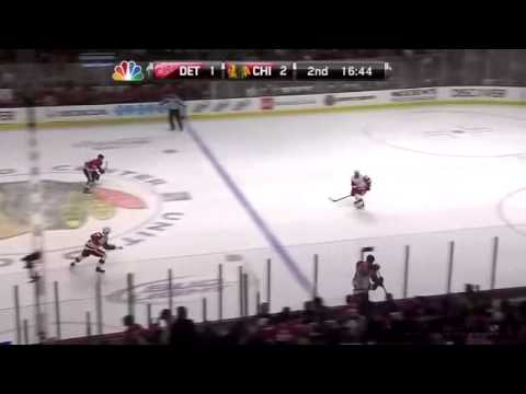 Top 10 Niklas Kronwall Hits (HD)