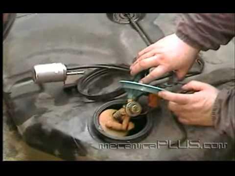 Cambio Bomba De Gasolina Chrysler Stratus Recolocando La