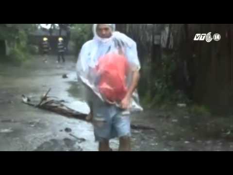 VTC14_Siêu bão Haiyan càn quét miền trung Philippines