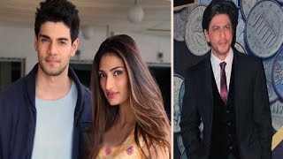 SRK Gives Best Wishes To Athiya & Sooraj For 'Hero'