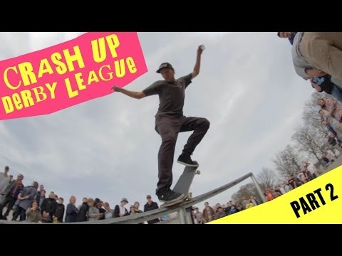 REAL Skateboards: UK Crash Up Derby Pt. 2