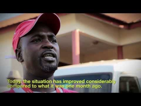 IFRC Ebola Operation in Guinea
