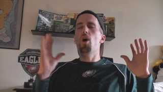 More on Eagles Losing to the Saints.  Wild Card Recap and Divisional Round Predictions.