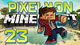 Minecraft: Pixelmon Let's Play w/Mitch! Ep. 23 - HEAVY BALLS! (Pokemon Mod)