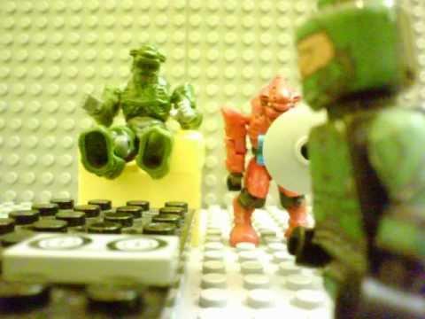 LEGO Halo 3 Movie - Part 2