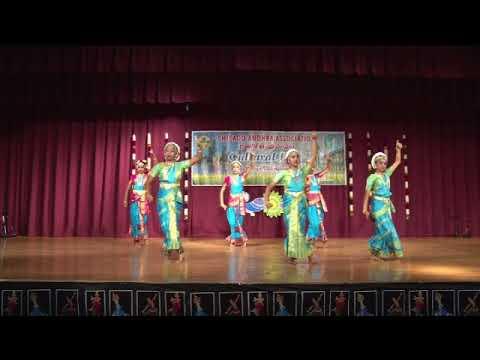 "CAA - 2017 AP Cultural Festival - Oct 14th 2017 - Item-25 ""Ramayana Sabdam"" Kuchipudi Classical"