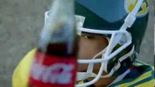Green Bay Packers Coca Cola Super Bowl Ad 2014