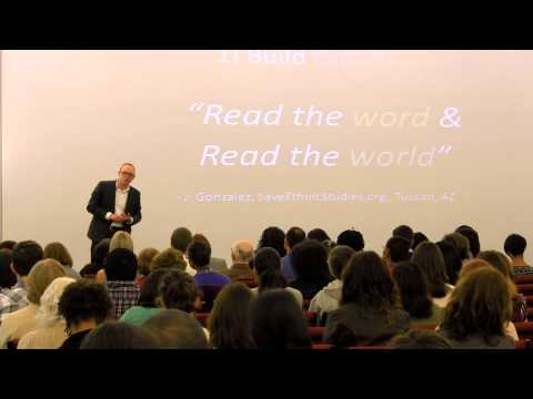 Hearts and minds: Adam Heenan at TEDxWellsStreetED
