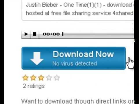 Como baixar músicas da internet sem programas