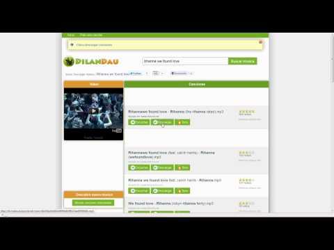 Tutorial Descargar musica gratis con Exitosmp3.com (dilandau) (Firefox)