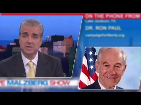 Ron Paul Fears Immigrants Get Treated When Sick Or Injured