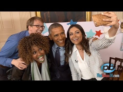 Hỏi TT Obama về quan hệ Mỹ-Cuba, chủ kênh Youtube xài chữ tục