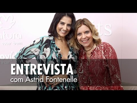 Entrevista de Alice Ferraz com Astrid Fontenelle e as F*hits Influencers.