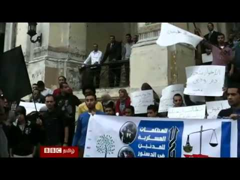 Egypt protest harsh prison sentences for young girls-// www.ilakkiyainfo.com