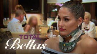 Nikki Argues With Brie About Daniel Bryan   Total Bellas   E!