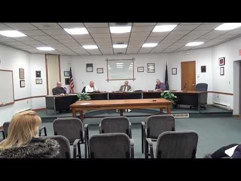 Rouses Point Village Board Meeting 2-18-20