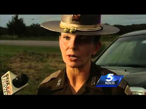 Okla. trooper hurt in plane crash