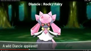 Legendaire Event Pokemon X Y