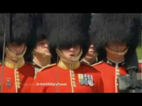 Quân Sự Hoàng Gia Anh