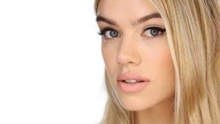 Modern 'Baby Bardot' Makeup Tutorial
