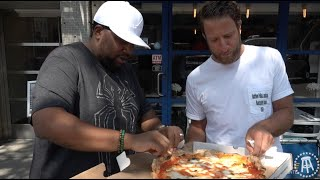 Barstool Pizza Review - Song E Napule Pizzeria With Special Guest Kenan Thompson