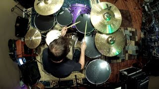 Evans Black Chrome Drum Heads Exclusive First Look