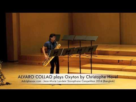 ALVARO COLLAO plays Oxyton by Christophe Havel