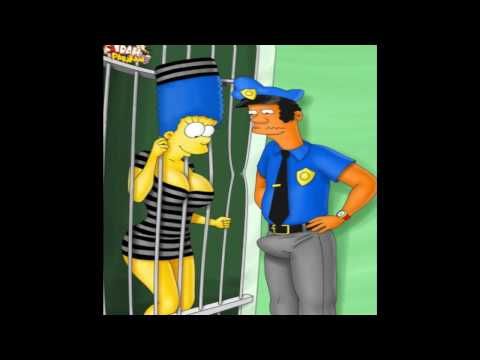 Marge Simpson - Touch My Body  ( Remix )