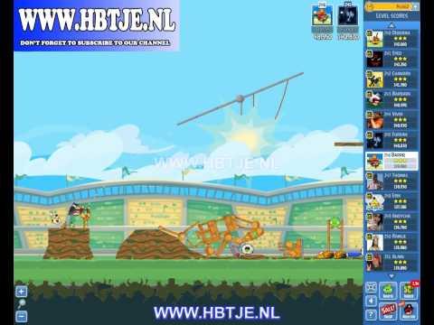 Angry Birds Friends Tournament Week 112 Level 4 high score 156k (tournament 4)