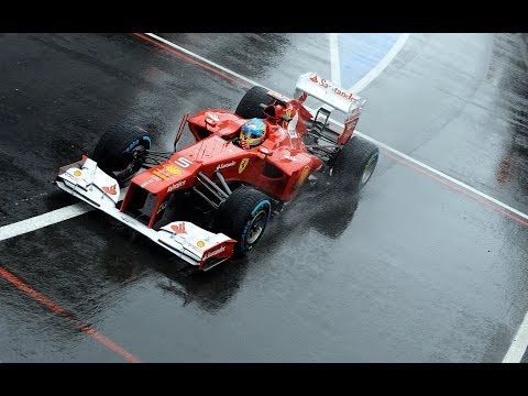 Fernando Alonso - The Spanish Samurai - (HD)