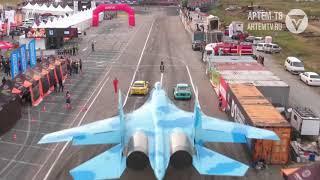 Cупер-битва на Примринге. Русские пилоты против азиатских.