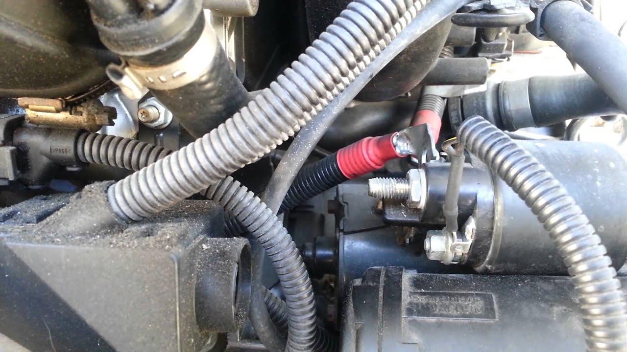 Bmw E46 330 Engine Starter Removal 325 530 E39