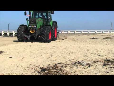 beach cleaners WDH 723