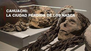 La ciudad de cahuachi