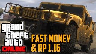 GTA 5 Online: Solo Unlimited Money & RP Fast Online 1.16